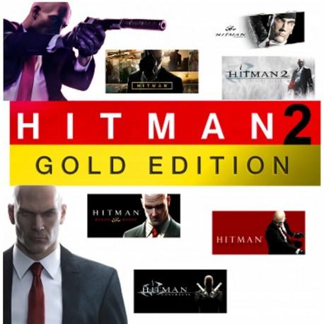 HITMAN 2 GOLD EDITION 2018 PL