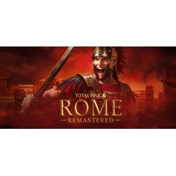 Total War: ROME REMASTERED WSZYSTKIE DLC STEAM PC DOSTĘP DO KONTA WSPÓŁDZIELONEGO - OFFLINE