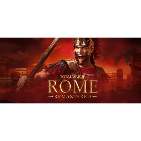 Total War: ROME REMASTERED ALL DLC STEAM PC ACCESS GAME SHARED ACCOUNT OFFLINE