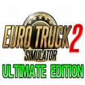 EURO TRUCK SIMULATOR 2 + WSZYSTKIE DLC