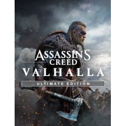 ASSASSIN'S CREED VALHALLA EPIC GAMES/UPLAY VIP +GRATIS