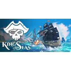 King of Seas KONTO WSPÓŁDZIELONE STEAM WSZYSTKIE DLC VIP DOSTĘP DO KONTA
