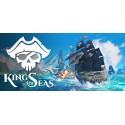 King of Seas WSZYSTKIE DLC STEAM PC DOSTĘP DO KONTA WSPÓŁDZIELONEGO - OFFLINE