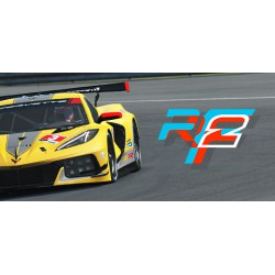 rFactor 2 ALL DLC STEAM PC...