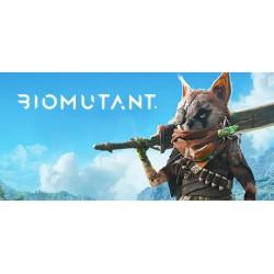 BIOMUTANT ALL DLC STEAM PC...