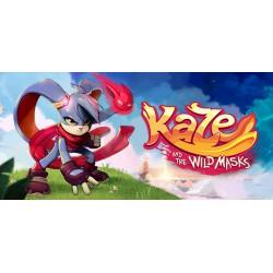 Kaze and the Wild Masks...