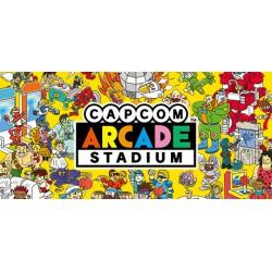 Capcom Arcade Stadium ALL...