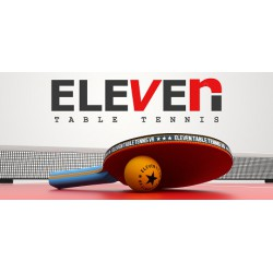 Eleven Table Tennis ALL DLC...