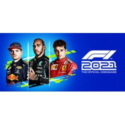 VIP F1 2021 Deluxe Edition...