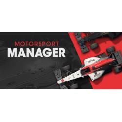 Motorsport Manager KONTO...