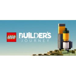 LEGO Builder's Journey...