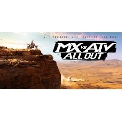 X vs ATV All Out KONTO...