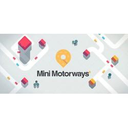 Mini Motorways KONTO...