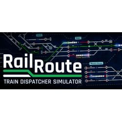 Rail Route KONTO...