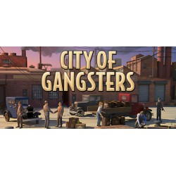 City of Gangsters KONTO...