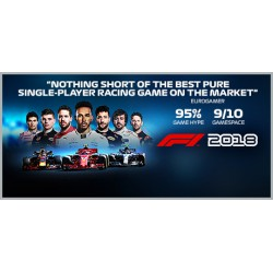 F1 2018 Legends Edition...