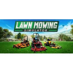 Lawn Mowing Simulator KONTO...