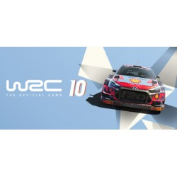 WRC 10 FIA World Rally...