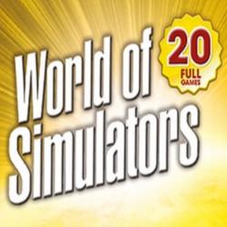 WORLDS OF SIMULATORS PAKIET 20 TYTUŁÓW STEAM
