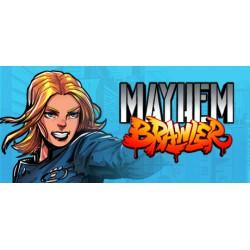 Mayhem Brawler KONTO...