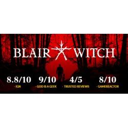 Blair Witch ALL DLC STEAM...