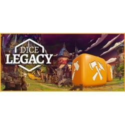 Dice Legacy KONTO...