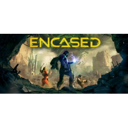 Encased: A Sci-Fi...