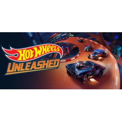 HOT WHEELS UNLEASHED ALL...