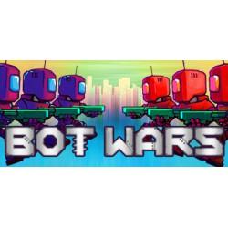 Bot Wars ALL DLC STEAM PC...
