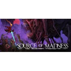 Source of Madness KONTO...