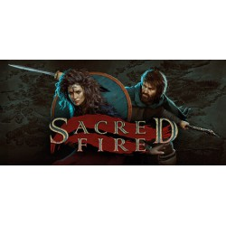 Sacred Fire: A Role Playing...