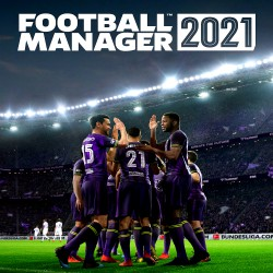 FOOTBALL MANAGER 2021 21 FM...