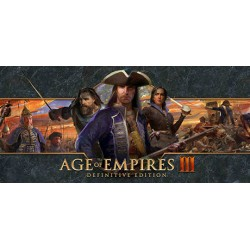 Age of Empires III: Definitive Edition STEAM PC