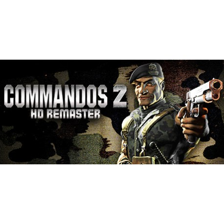 Commandos 2 - HD Remaster STEAM PC