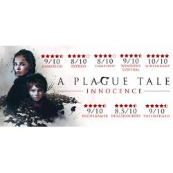 A Plague Tale: Innocence + WSZYSTKIE DLC KONTO