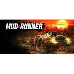 Spintires: MudRunner + Spintires + WSZYSTKIE DLC