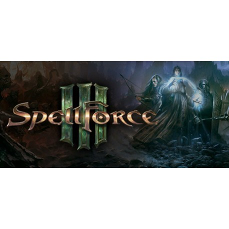 SPELLFORCE 3 2 1 COMPLETE EDITION ALL DLC STEAM