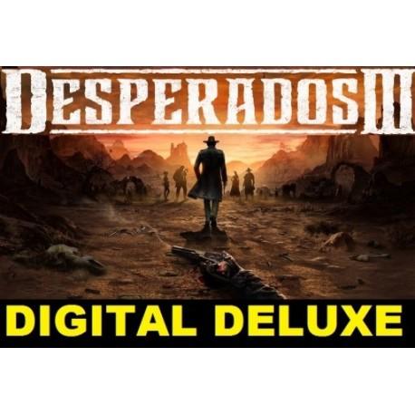 DESPERADOS III 3 DIGITAL DELUXE STEAM