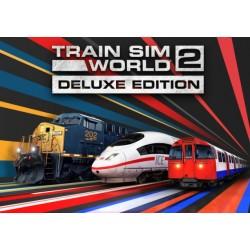 Train Sim World 2 Deluxe Edition STEAM