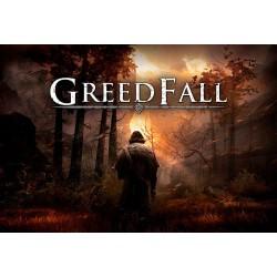 GREEDFALL + WSZYSTKIE DLC STEAM KONTO