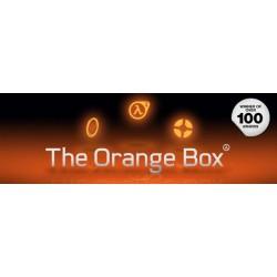 THE ORANGE BOX HALF-LIFE 2 EPISODE 1 2 PORTAL STEAM PC DOSTĘP DO KONTA WSPÓŁDZIELONEGO