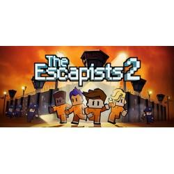 The Escapists 2 STEAM PC DOSTĘP DO KONTA WSPÓŁDZIELONEGO