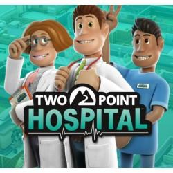 TWO POINT HOSPITAL + WSZYSTKIE DLC STEAM