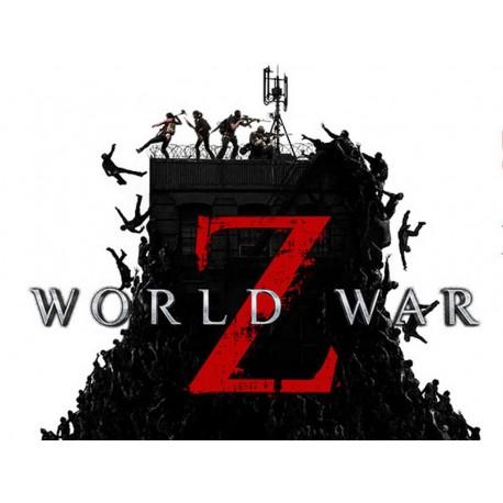 WORLD WAR Z EPIC GAMES KONTO