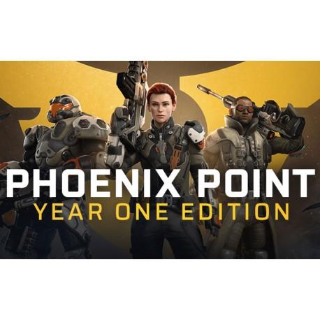 PHOENIX POINT Year One Edition STEAM + WSZYSTKIE DLC