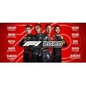 F1 2020 Deluxe Schumacher Edition STEAM KONTO VIP