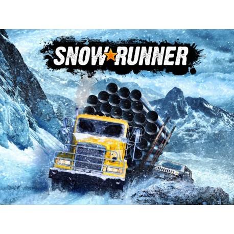 SnowRunner EPIC GAMES KONTO VIP + GRATIS