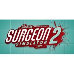 Surgeon Simulator 2 EPIC GAMES PC DOSTĘP DO KONTA WSPÓŁDZIELONEGO - OFFLINE