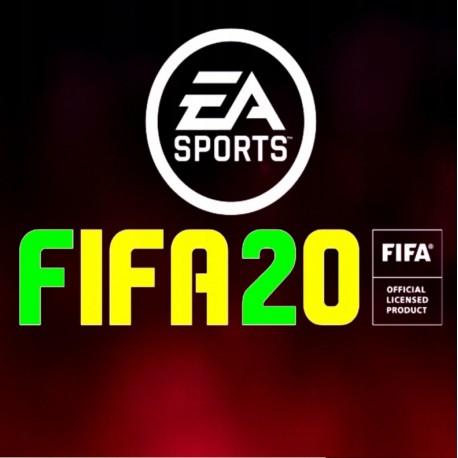 FIFA 20 2020 ULTIMATE PC PL ORIGIN KONTO VIP