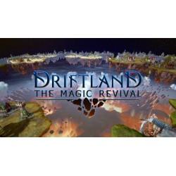 Driftland: The Magic Revival WSZYSTKIE DLC STEAM PC DOSTĘP DO KONTA WSPÓŁDZIELONEGO - OFFLINE
